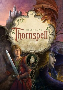 Thornspell cover illustration