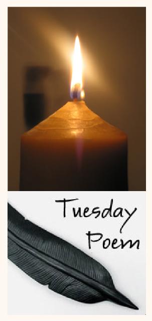 Tuesday Poem Birthday Badge