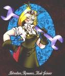Miss Agatha Heterodyne, Girl Genius