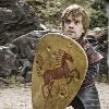 "Peter Dinklage as Tyrion Lannister in the HBO series, ""A Games of Thrones"""