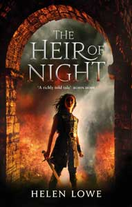 The Heir of Night ANZ Cover