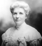 Kate Sheppard, who led the campaign for the vote