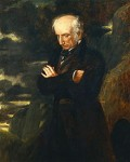 William Wordsworth; Portrait by B.R. Haydon