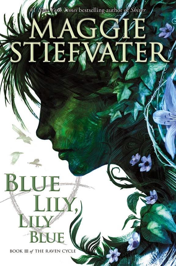 Blue Lily, Lily Blue_jkt