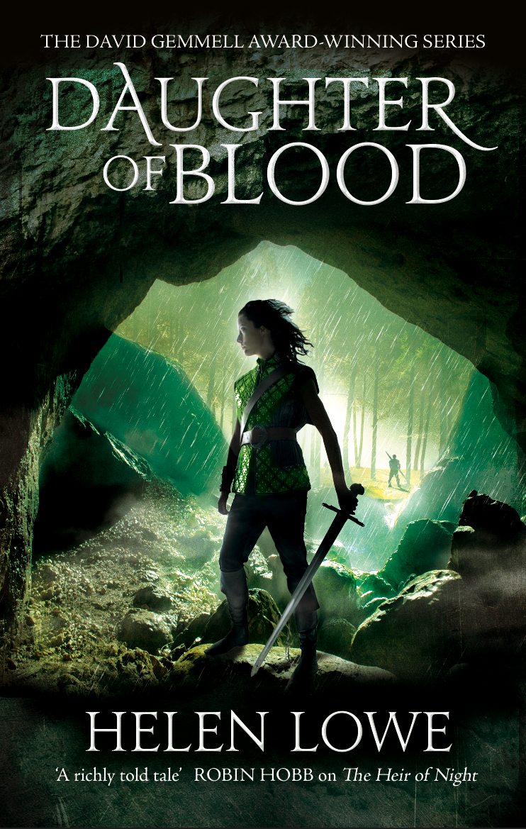 Daughter of Blood by Helen Lowe