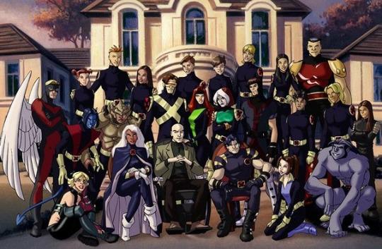 X-Men Evolution4