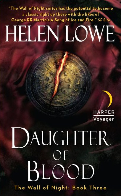 Daughter of Blood_Front Cover