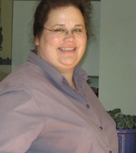 Clare Davis: draw scrutineer
