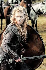 Blenda - a prototype for Lagertha & the Shield Maidens in Vikings