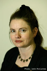 Author Helen Lowe